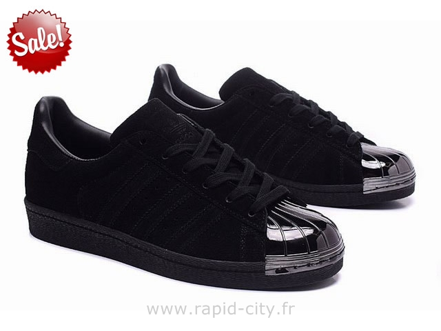 Vente sur adidas superstar noir brillant Outlet en ligne France ...